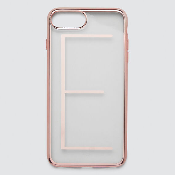 Initial Phone Case 6/7/8  E  hi-res
