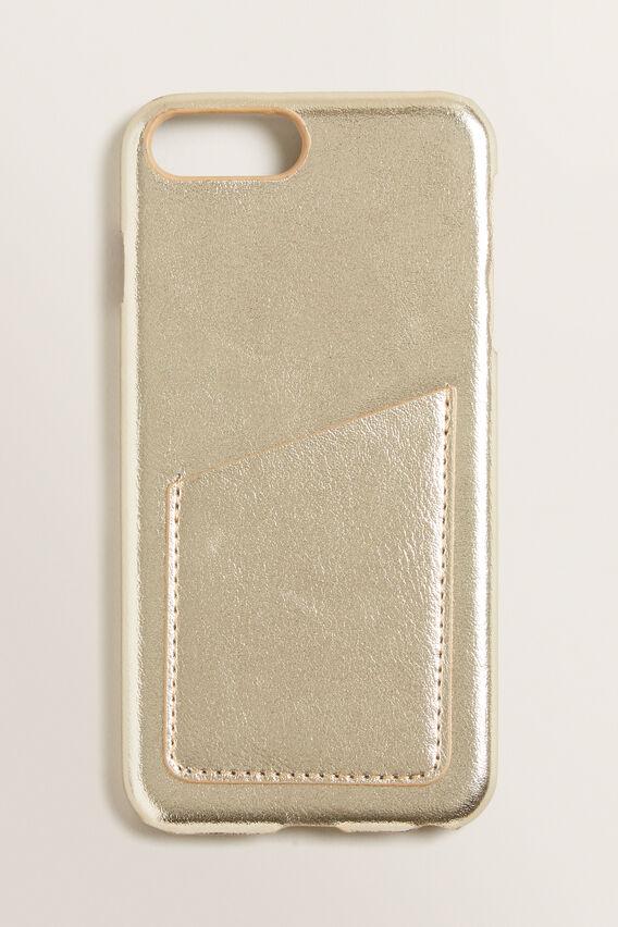 iPhone Case 6/7/8 +  GOLD  hi-res