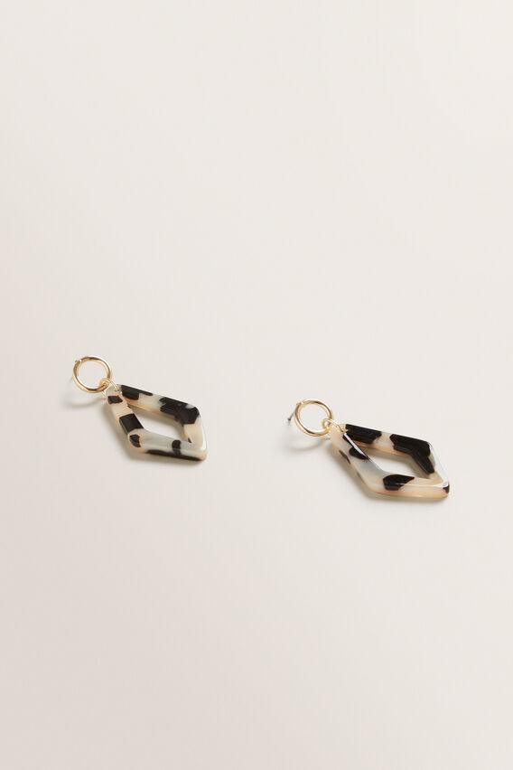 Diamond Tort Earring  MILKY TORT  hi-res