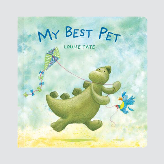 My Best Pet Book  MULTI  hi-res