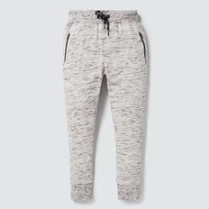 Space Dye Trackie  GREY SPACE DYE  hi-res