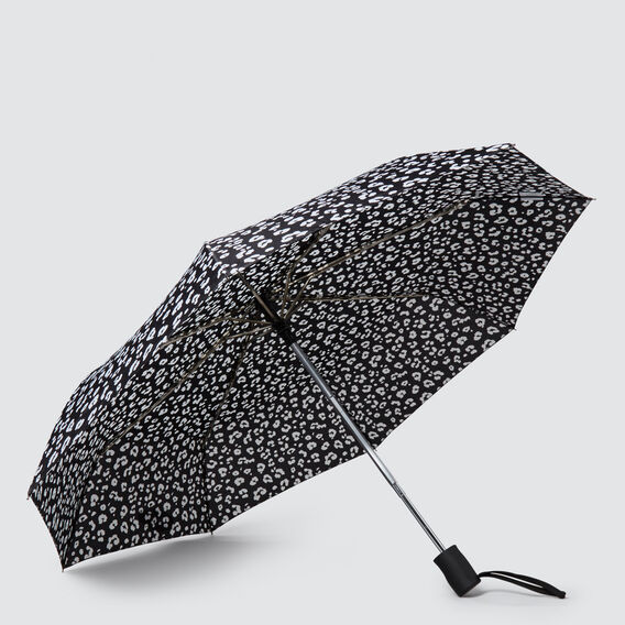 Compact Umbrella  BLACK OCELOT  hi-res