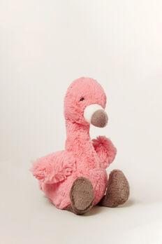 Bashful Small Flamingo  PINK  hi-res