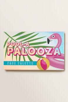 Pool-A-Palooza Face Pallette  MULTI  hi-res
