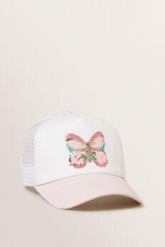 Butterfly Cap  MULTI  hi-res