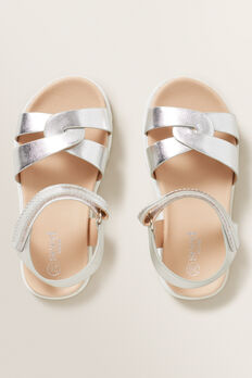Party Sandal  SILVER  hi-res