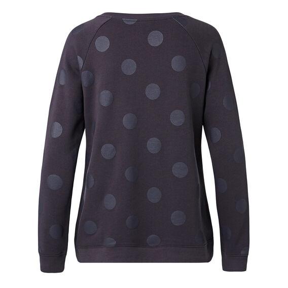 Spotty Sweater  SLATE  hi-res