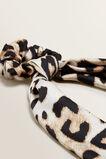 Hair Tie Scarf  ANIMAL  hi-res