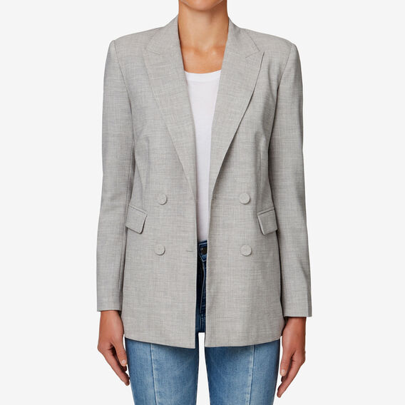 Tailored Blazer  SILVER DUST  hi-res