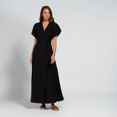 Self Stripe Maxi  BLACK  hi-res