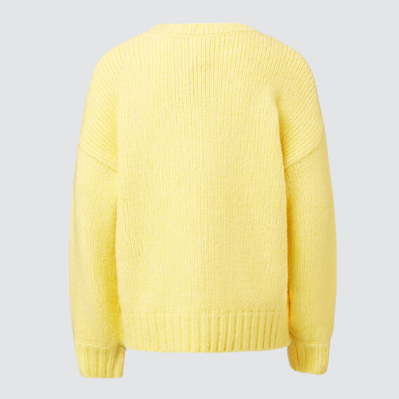 Chunky Sweater  BUTTER  hi-res