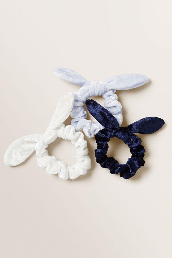 Velvet Scrunchie Pack  MULTI  hi-res