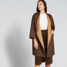 Ocelot Coat  OCELOT  hi-res