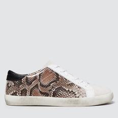 Ollie Leather Sneaker  SNAKE  hi-res