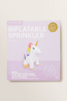 Inflatable Sprinkler Unicorn  MULTI  hi-res