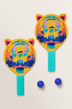 Tiger Kids Beach Bats  MULTI  hi-res