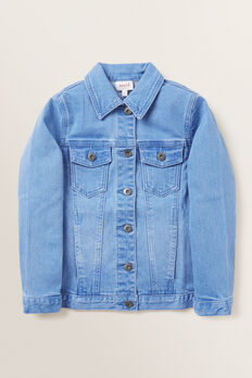 Denim Jacket  FADED BLUE  hi-res