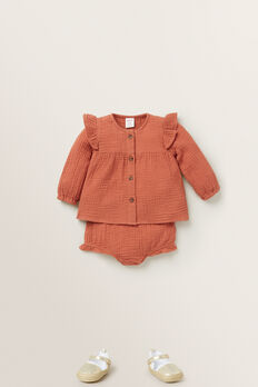 Frill Bloomers  GINGER SPICE  hi-res