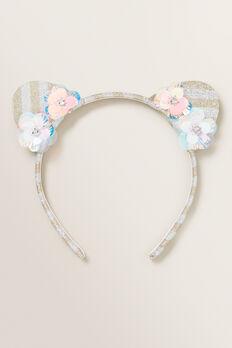 Flower Rainbow Ears  MULTI  hi-res