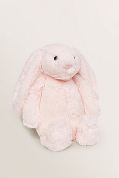 Jellycat Medium Bashful Bunny  PALE PINK  hi-res