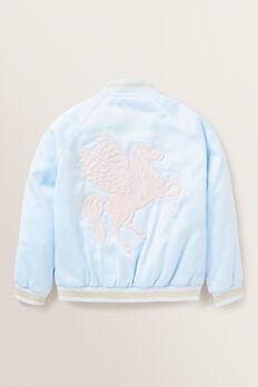 Unicorn Bomber Jacket  BABY BLUE  hi-res