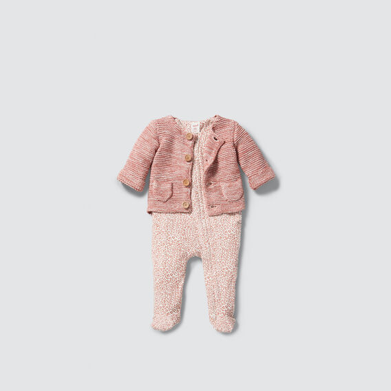 Ocelot Yardage Zipsuit- Available In 00000  CEDAR  hi-res