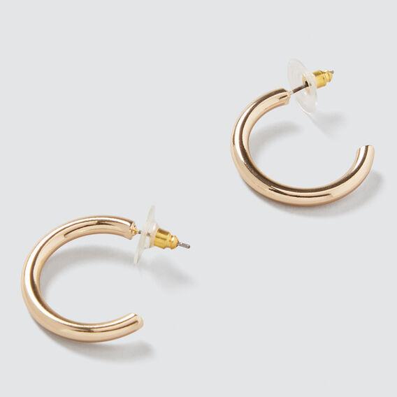 Hoop Earring  GOLD  hi-res