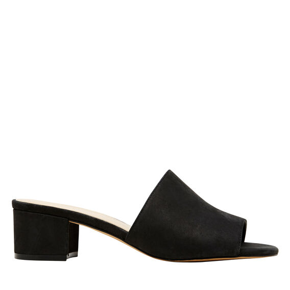 Tilda Mule  BLACK  hi-res