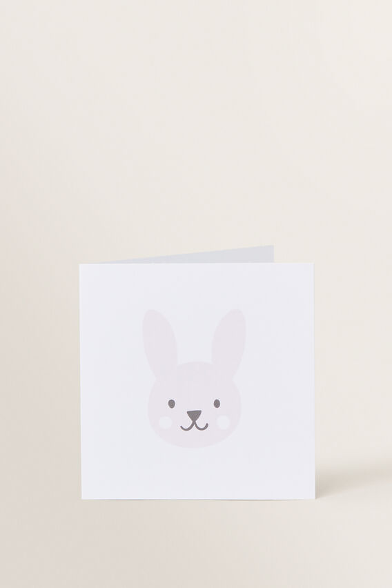 Small Bear Card  MULTI  hi-res