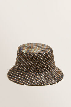 Bucket Hat  BLACK MULTI  hi-res