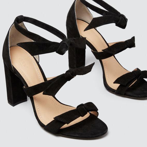 Madeline Block Heel  BLACK  hi-res