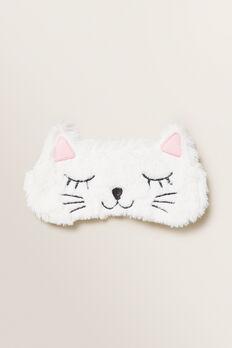 Kitty Cat Sleep Mask  MULTI  hi-res