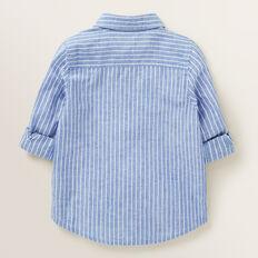 Stripe Shirt  BRIGHT COBALT  hi-res