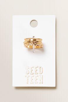 Ring Set  GOLD  hi-res