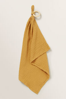 Muslin Comforter  BUTTERSCOTCH  hi-res