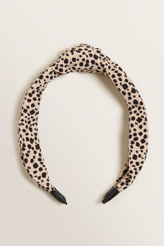 Animal Knot Headband  ANIMAL  hi-res
