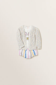 Voile Frill Bloomers  MULTI  hi-res