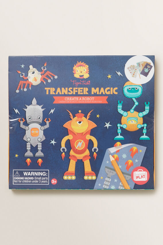 Transfer Magic Create A Robot  MULTI  hi-res