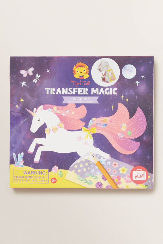 Transfer Magical Unicorns  MULTI  hi-res