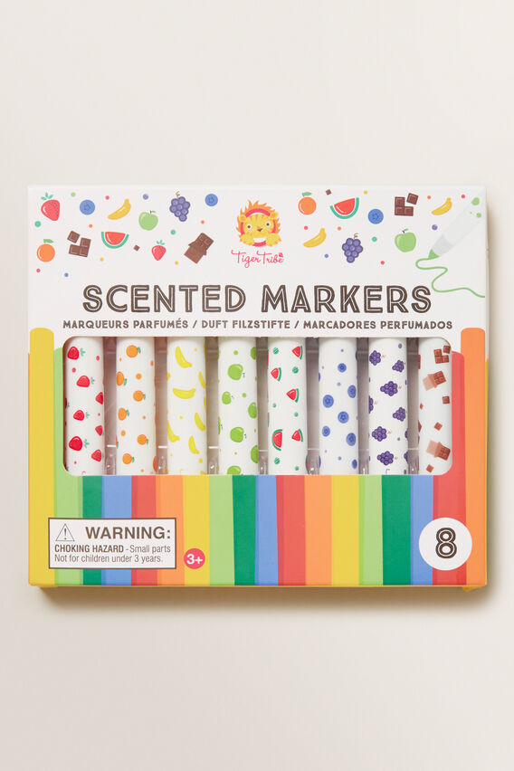 Scented Markers  MULTI  hi-res