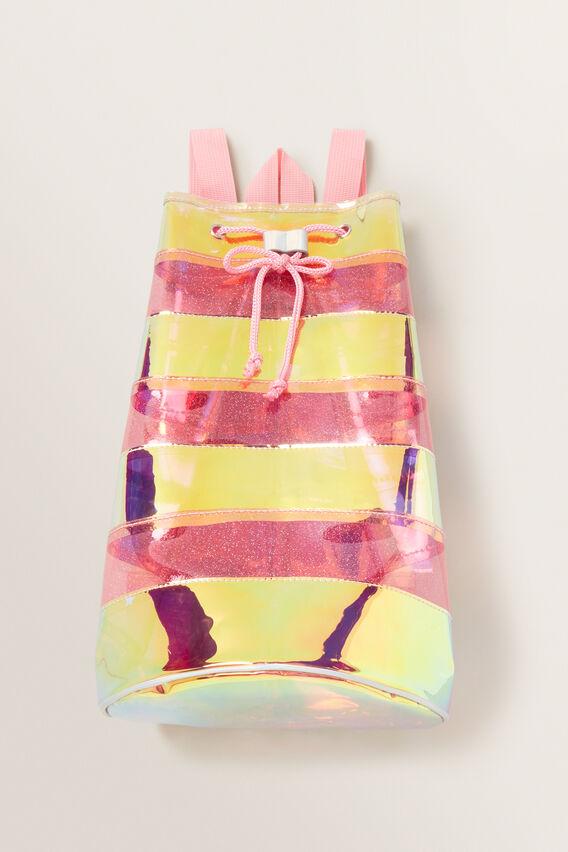 Iridescent Backpack  IRIDESCENT  hi-res