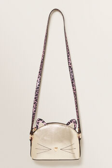 Metallic Cat Bag  PINK  hi-res