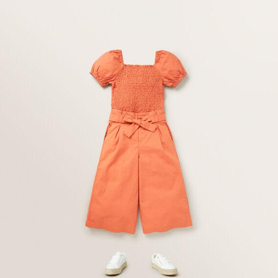 Linen Culottes  GINGER SPICE  hi-res