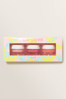 Fruit Lip Balm Trio  MULTI  hi-res