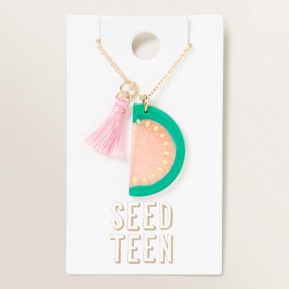 Watermelon Necklace  MULTI  hi-res