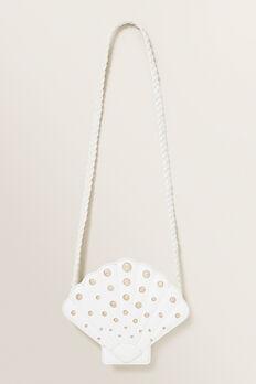 Shell Bag  WHITE  hi-res