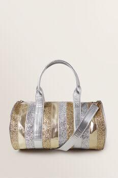 Metallic Duffle Bag  MULTI  hi-res