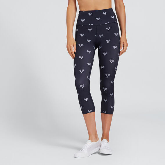 Tennis 7/8 Legging  INKY NAVY  hi-res