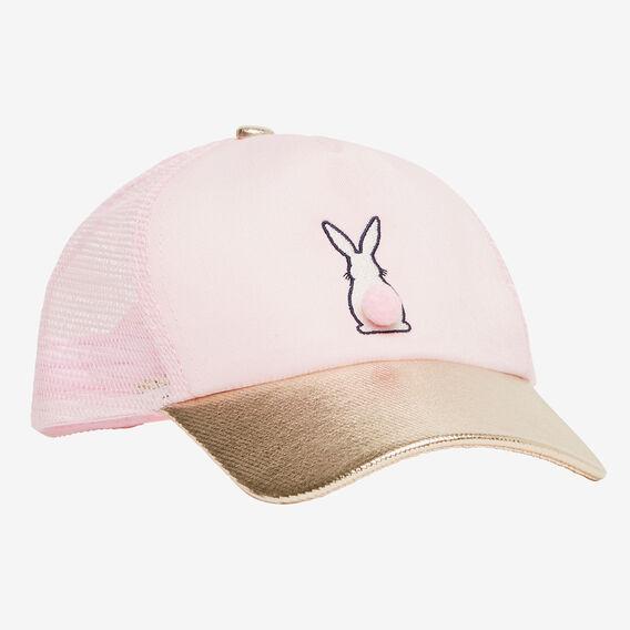 Bunny Mesh Cap  ICE PINK  hi-res