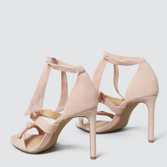 Clementine Heel  PEACH BLOSSOM  hi-res